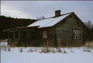 Hütte in Sunnansjö, Holm