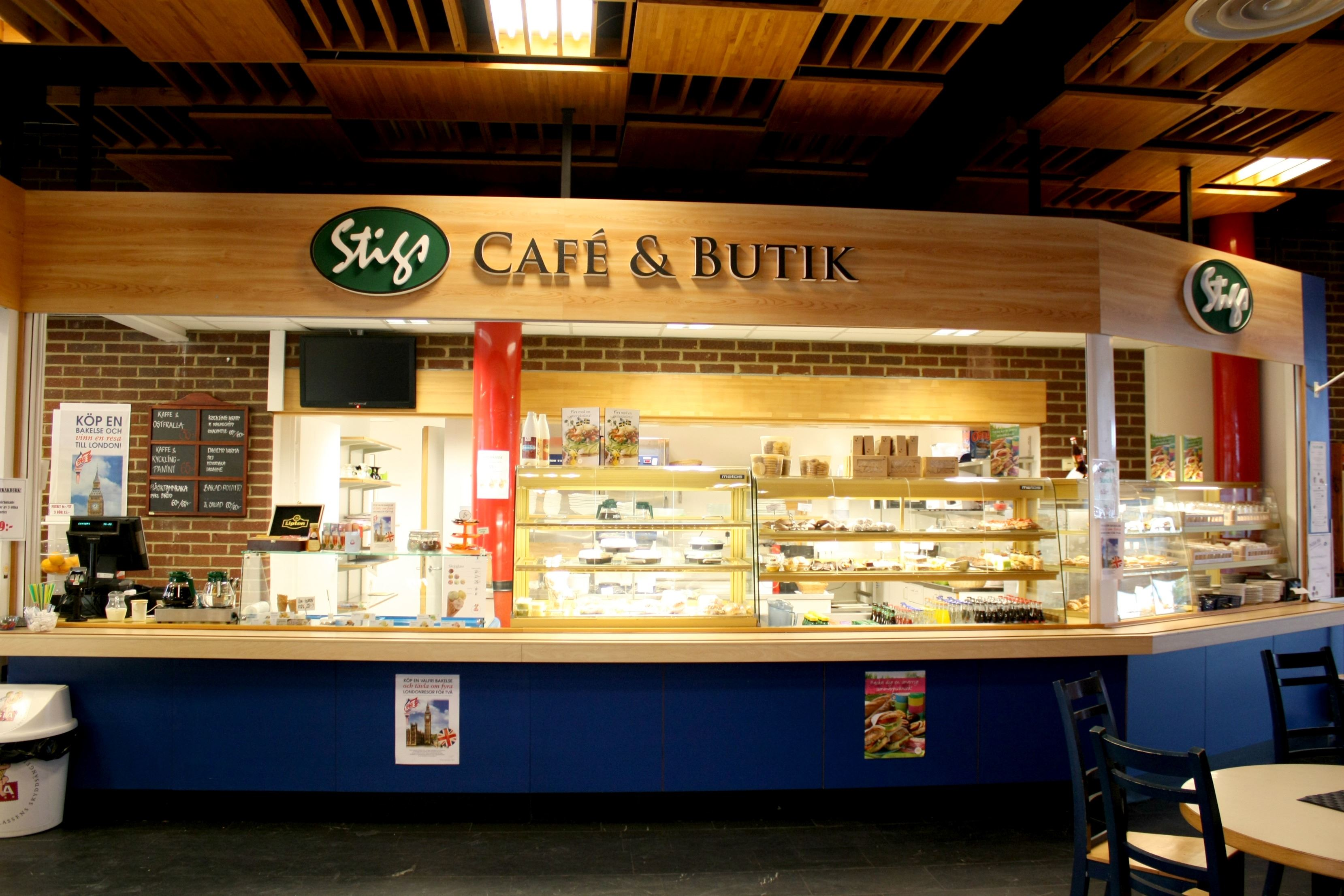 Stigs Café & Butik