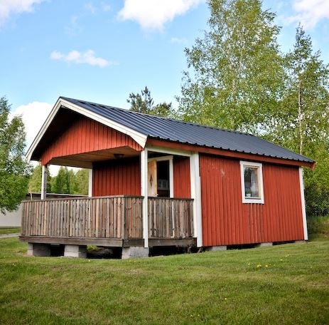 Sannabadet/Cottages