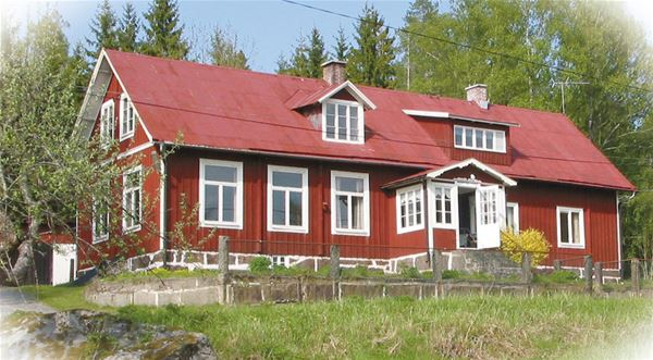 the school of Nebbeboda, Olofstrom