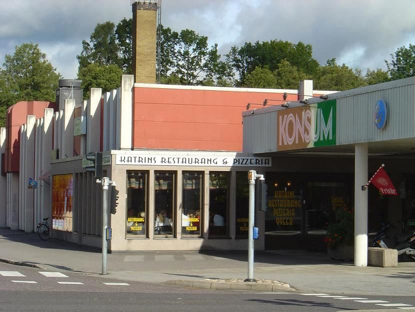 Katrins Restaurang & Pizzeria i Olofström. Olofström
