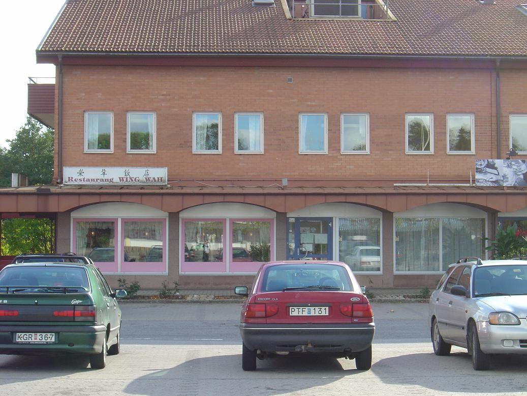 Restaurant Wing Wah Olofstrom