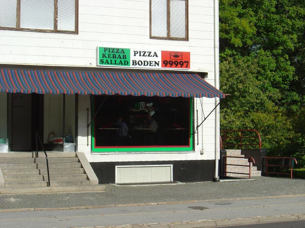 Pizzaboden, Olofström