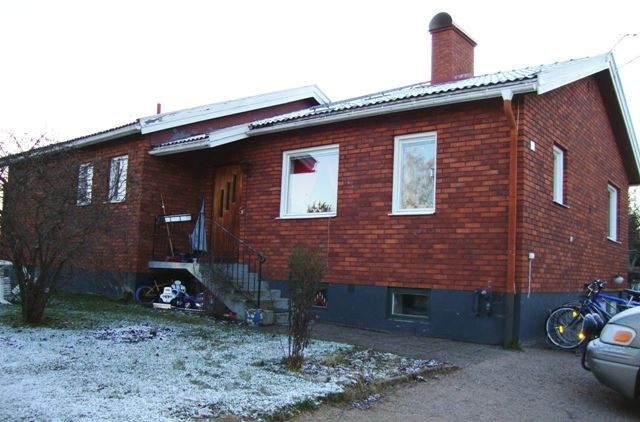 Room M155, Hovvägen, Mora