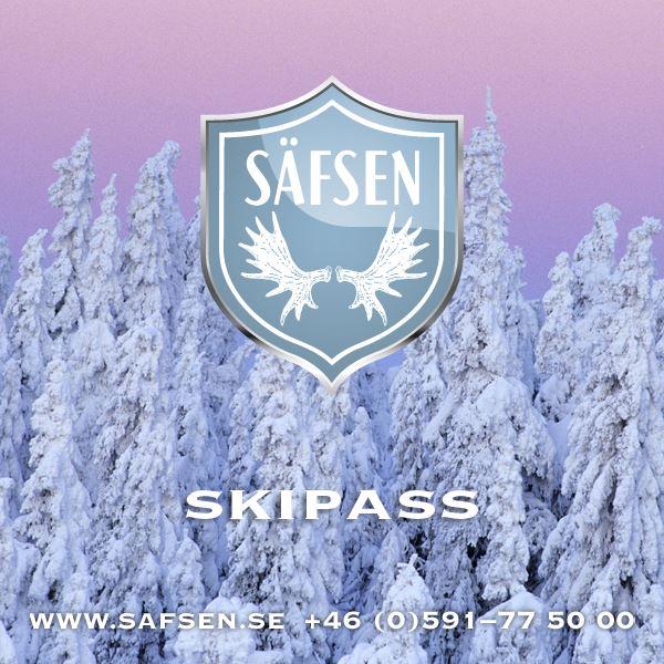 Skipass Säfsen Alpin