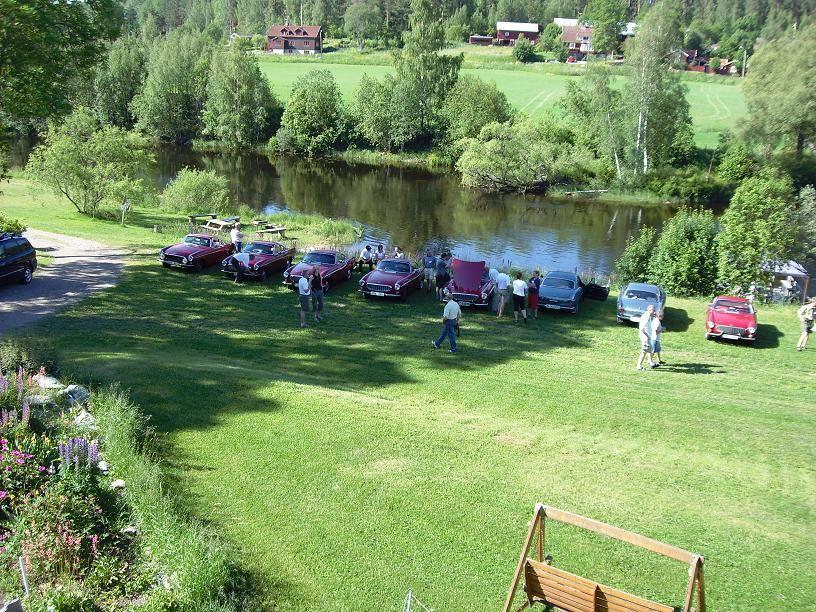 Falun/Sundborn, Vandrarhem