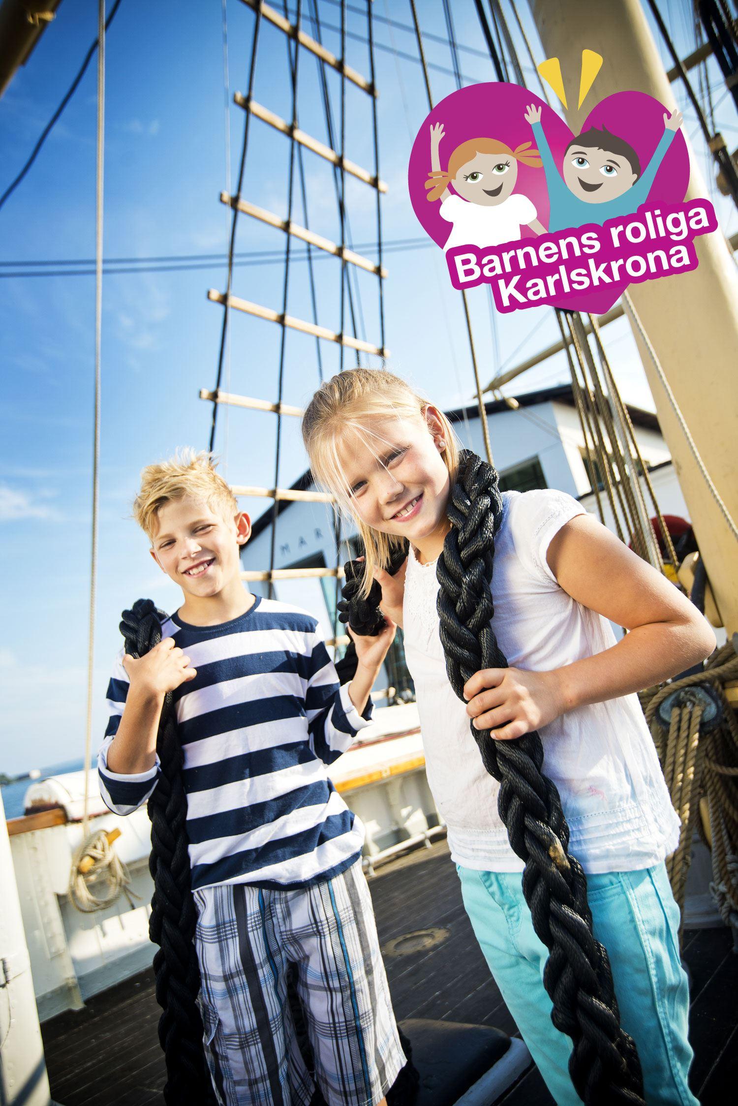 Barnens roliga Karlskrona - Förmånskort