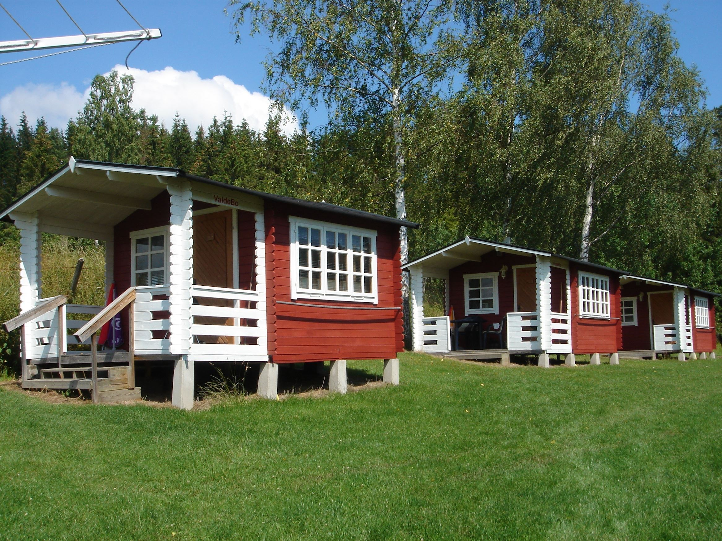 Yxningens Camping/Cottages