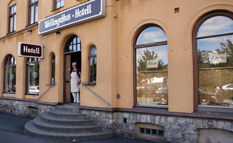 Wellingehus Hotell