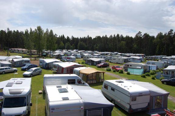 Mellerud Swecamp Vita Sandar/Camping