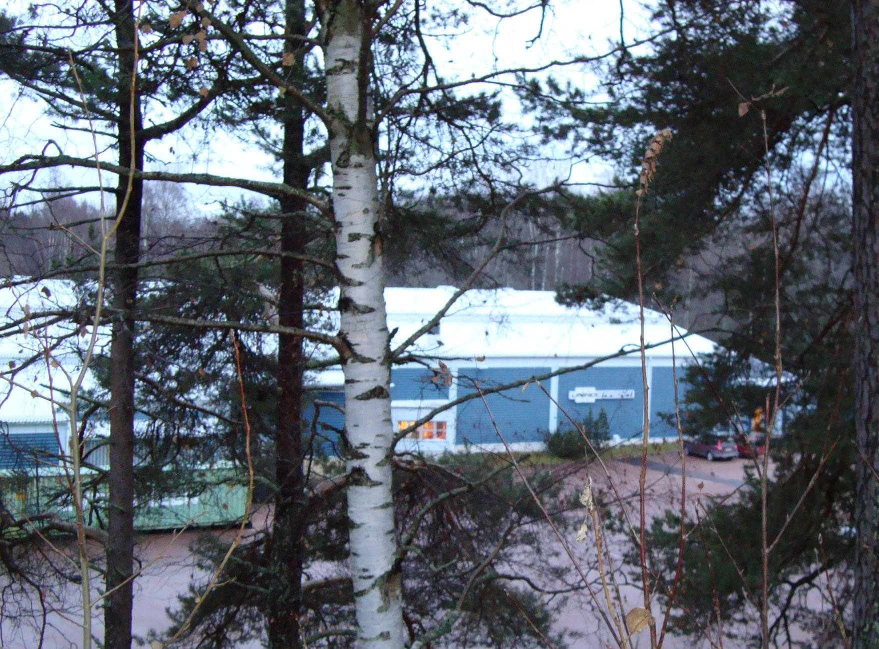 Unihoc Arena - Sports hall