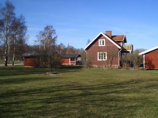 Carlskrona Golf course - Selmas house