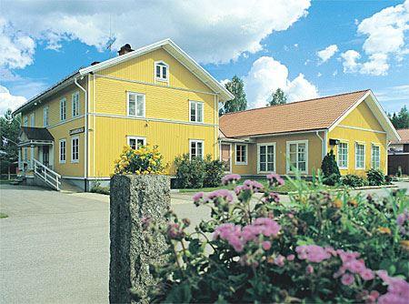 Lassekrog, STF Hotell