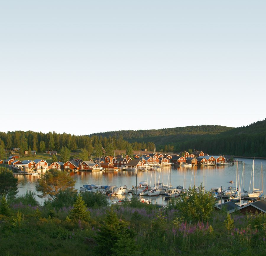 Norrfällsvikens Camping & Stugby / Cottages
