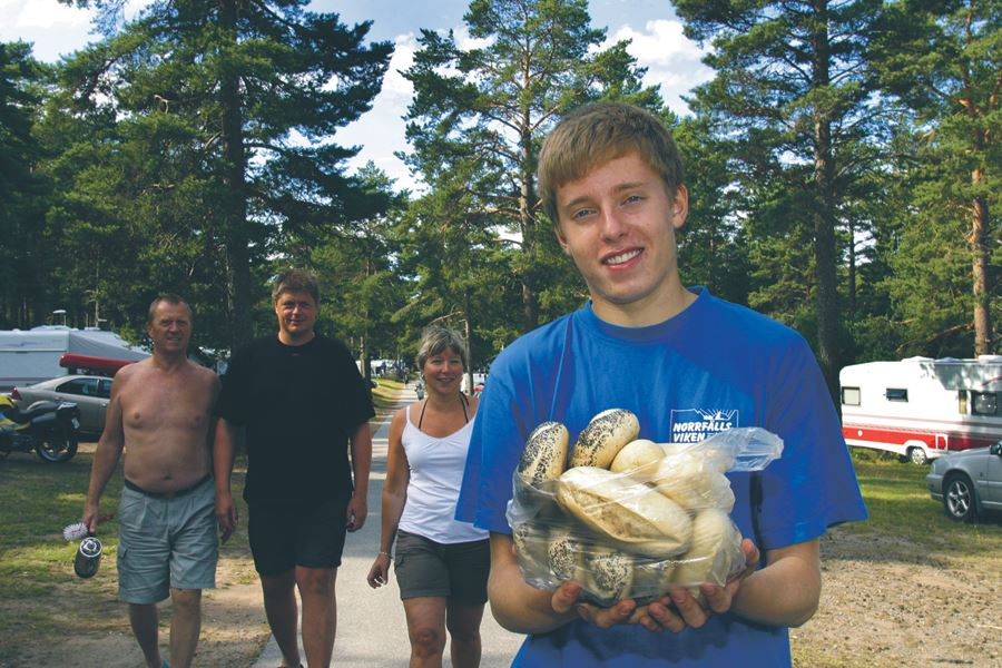 Norrfällsvikens Camping & Stugby / Camping
