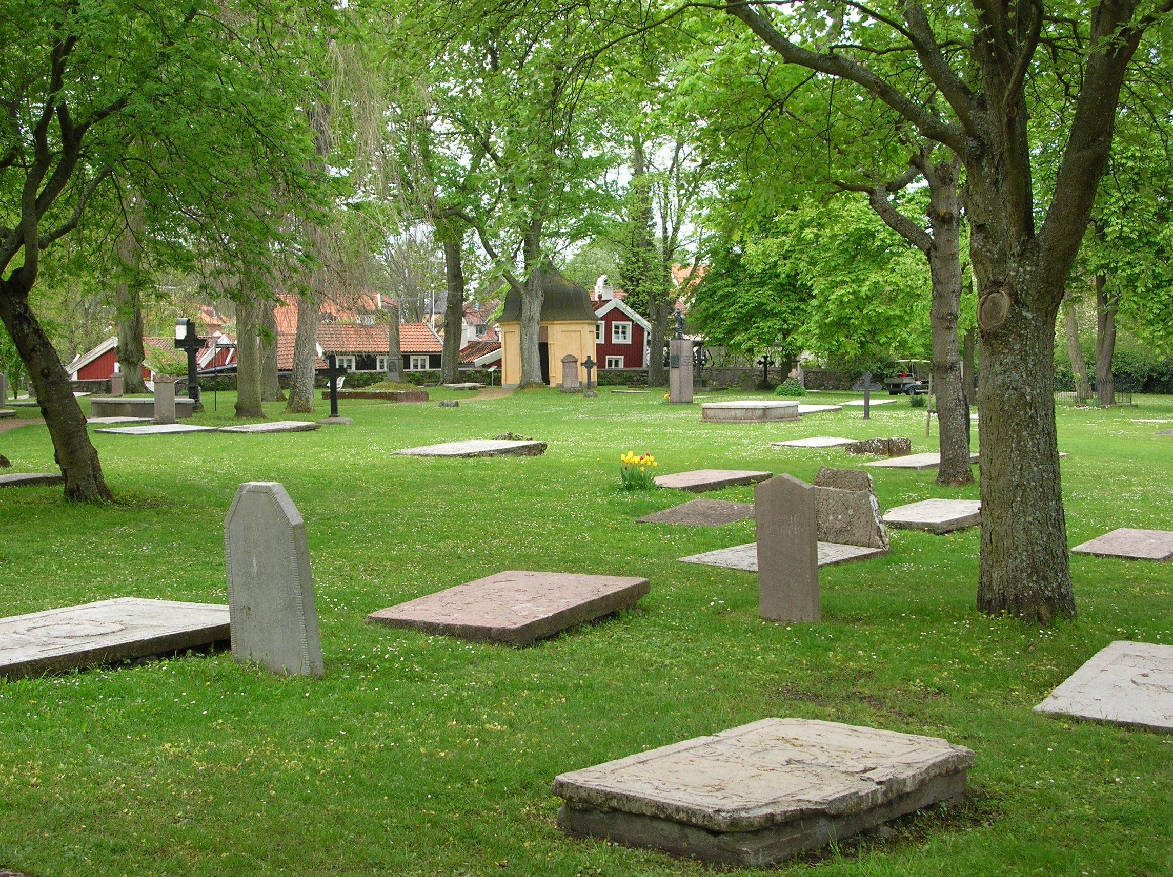 Alten Friedhof