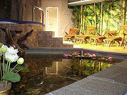 Lotus Thai Spa på Hotell Kung Gösta
