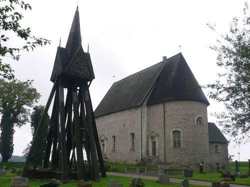 Kirche von Kläckeberga