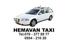 Taxi Flygtransfer