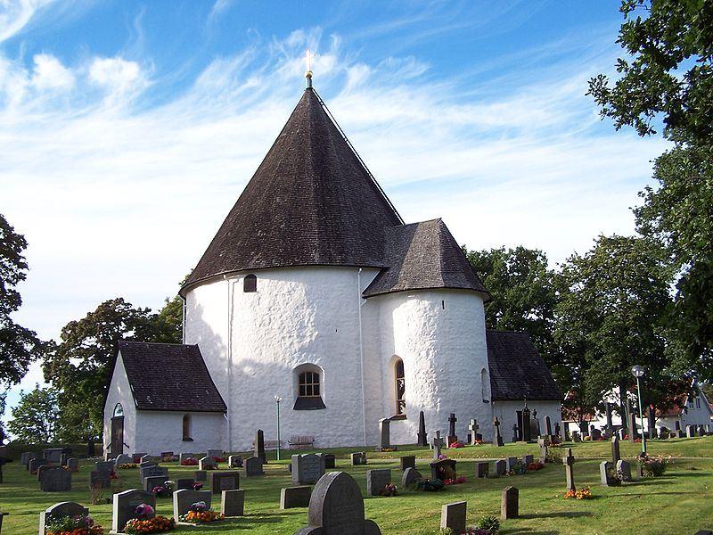 Kirche von Hagby
