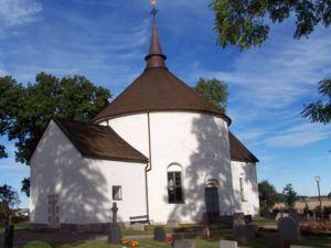 Kirche von Voxtorp