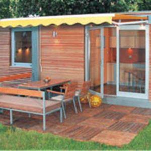 SKAGEN (4 beds, 20 m², WC/shower)