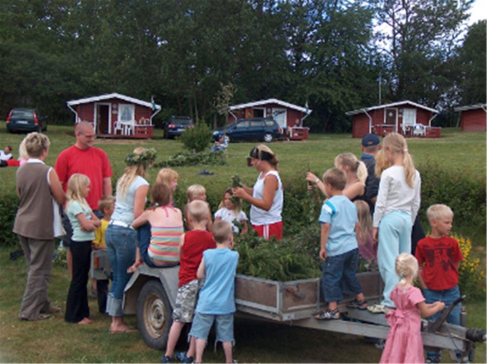 Söderåsen Röstånga Camping Badcottages Accommodation Details