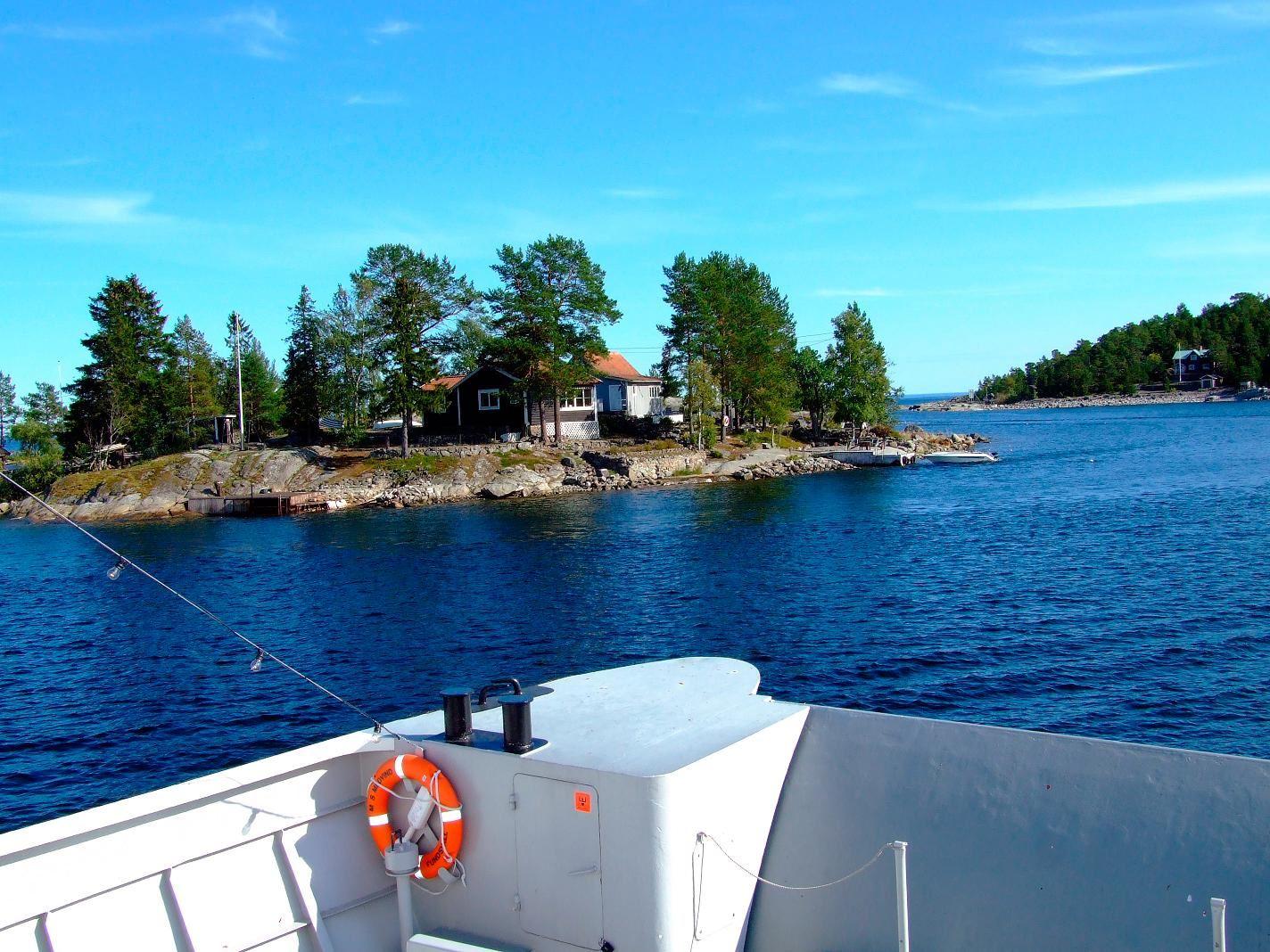 Archipelago Cruise M / S Medvind