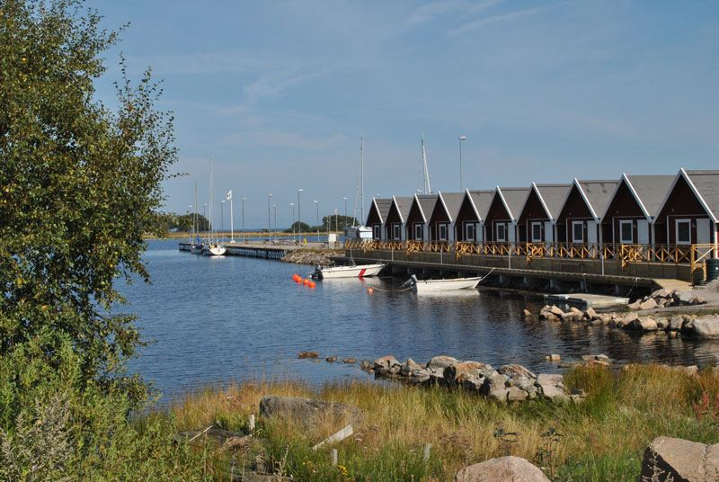 Gästhamn - Sandhamn