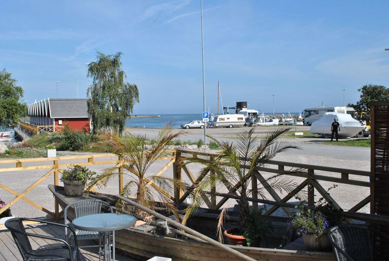RV parking - Sandhamn marine