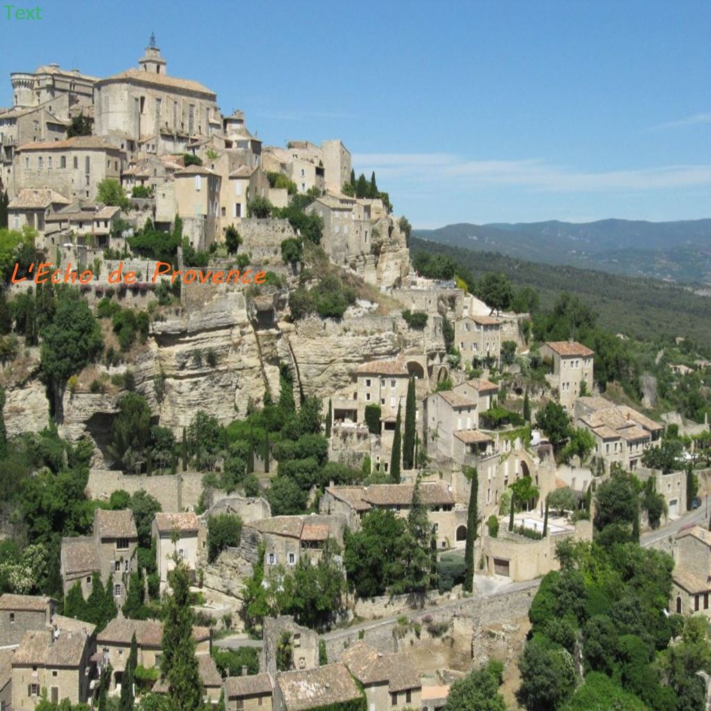 Excursion Les Villages Pitoresques de Provence
