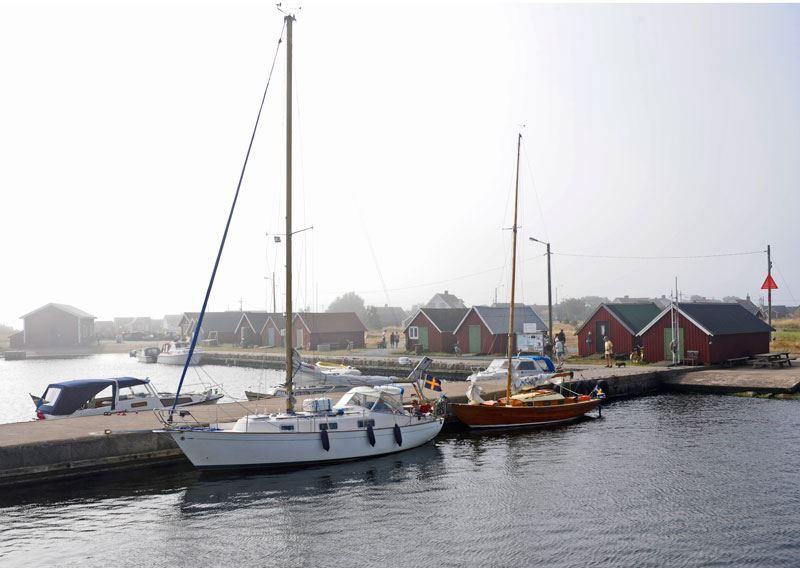 Birger Lallo, Stenshamn gästhamn