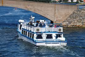 Boot - rundfahrt in Weltkulturerbe