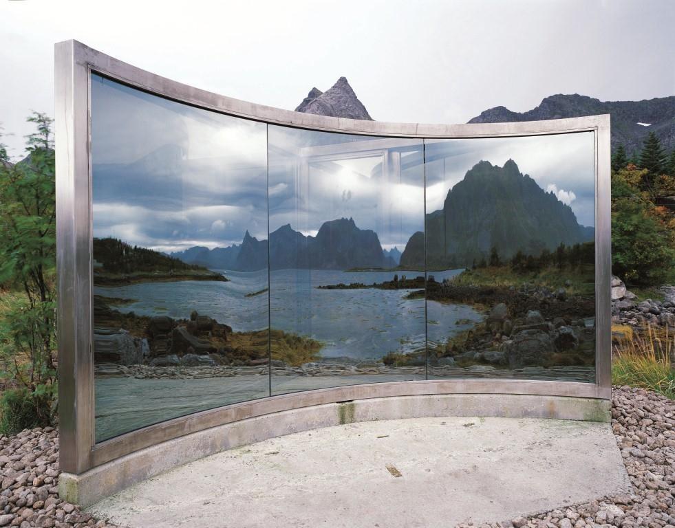 © Skulpturlandskap Nordland, Skulpturlandskap Nordland- Vågan kommune