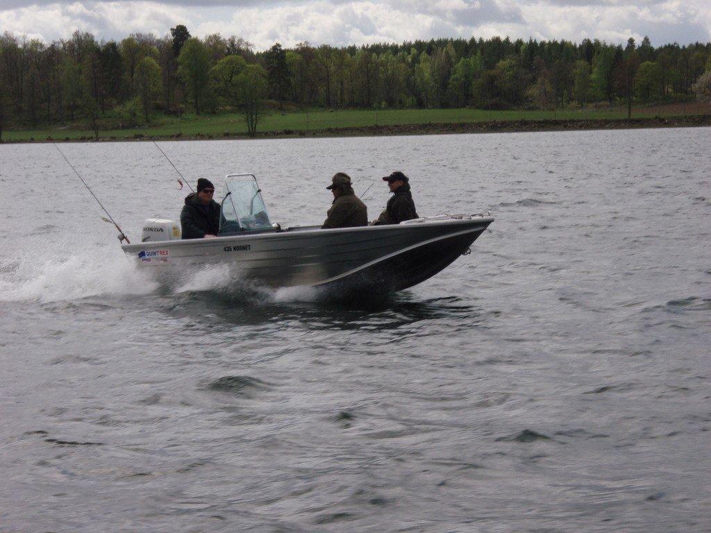 Sportfiskecamp - Sandhamn Marine
