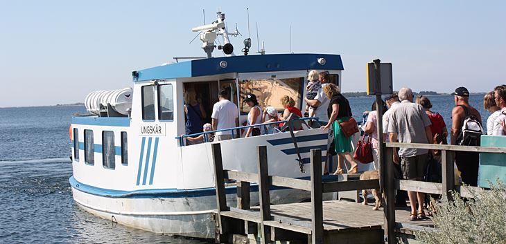 Boat - Eastern Archipelago from Torhamn