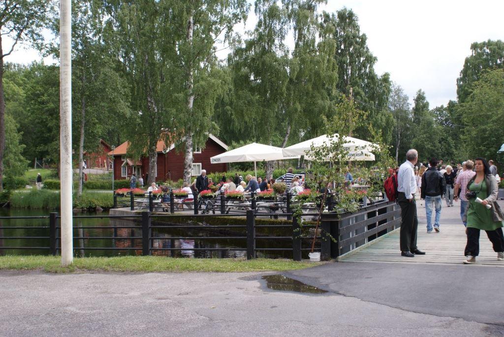 Högbo Qvarn - Restaurang