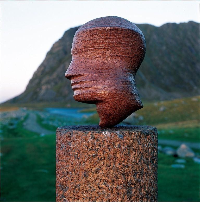 © Vegar Moen, Skulpturlandskap Nordland - Vestvågøy kommune