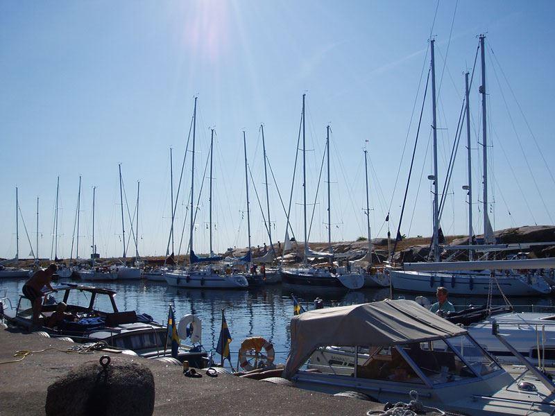 Guest Harbour Utklippan