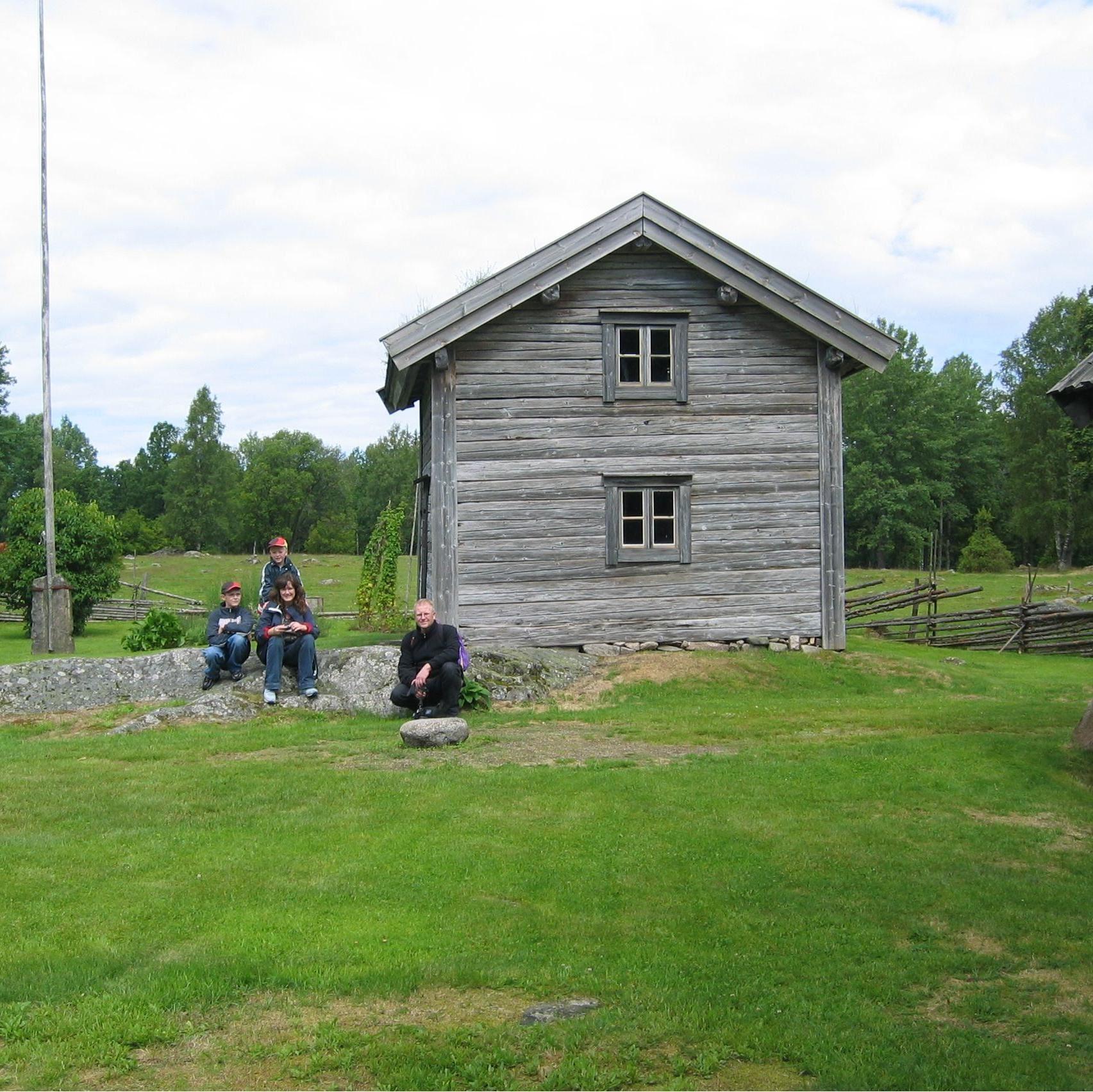 © Värnamo Näringsliv AB , Moens Gård och naturreservatet Moens Urskog
