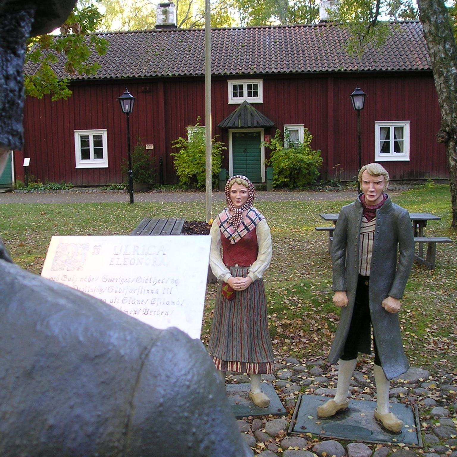 © Värnamo Näringsliv AB , Mistelås gamla prästgård i Apladalen