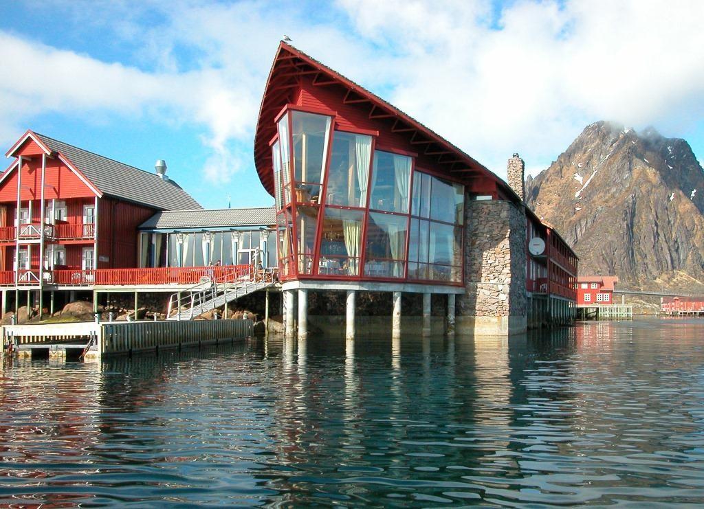 © Scandic Svolvær, Bauen Restaurant  - Scandic Svolvær