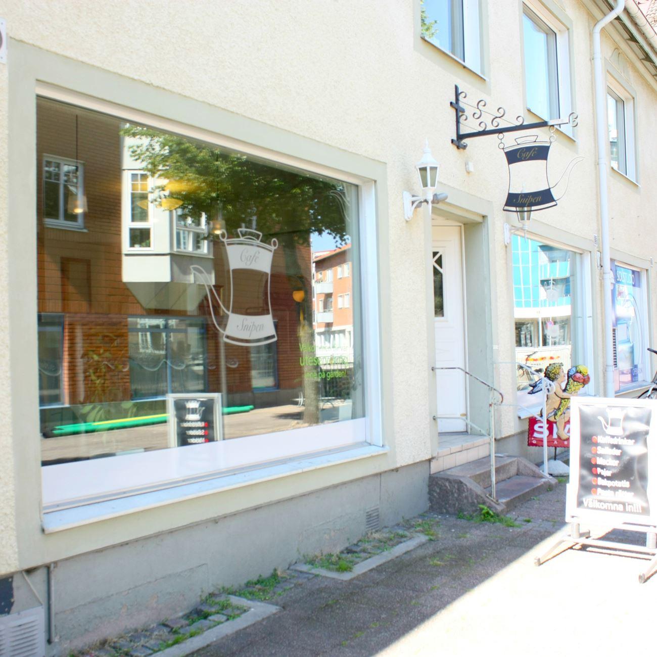 Foto: Emilia Persson,  © Värnamo Näringsliv AB , Café Snipen