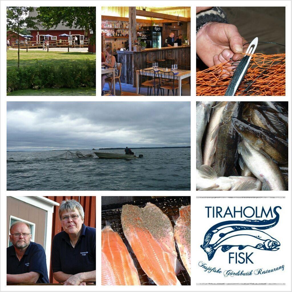Foto: Tiraholms Fisk,  © Värnamo Näringsliv AB , Tiraholms fisk