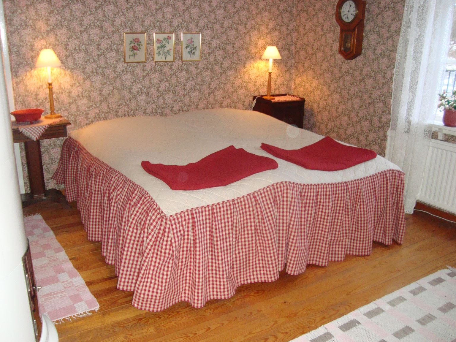 © Bed & Breakfast i Farstorp, Dubbelrum