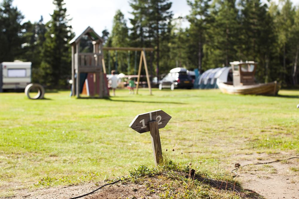 Lenting, Habo Camping & Stugby (Ferienhausdorf)