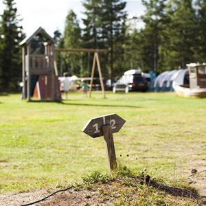 Lenting, Habo camping & stugby
