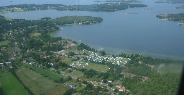 Stukö Camping's cottages