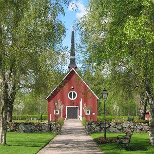 © Svenska kyrkan, Fiskebäcks kapell