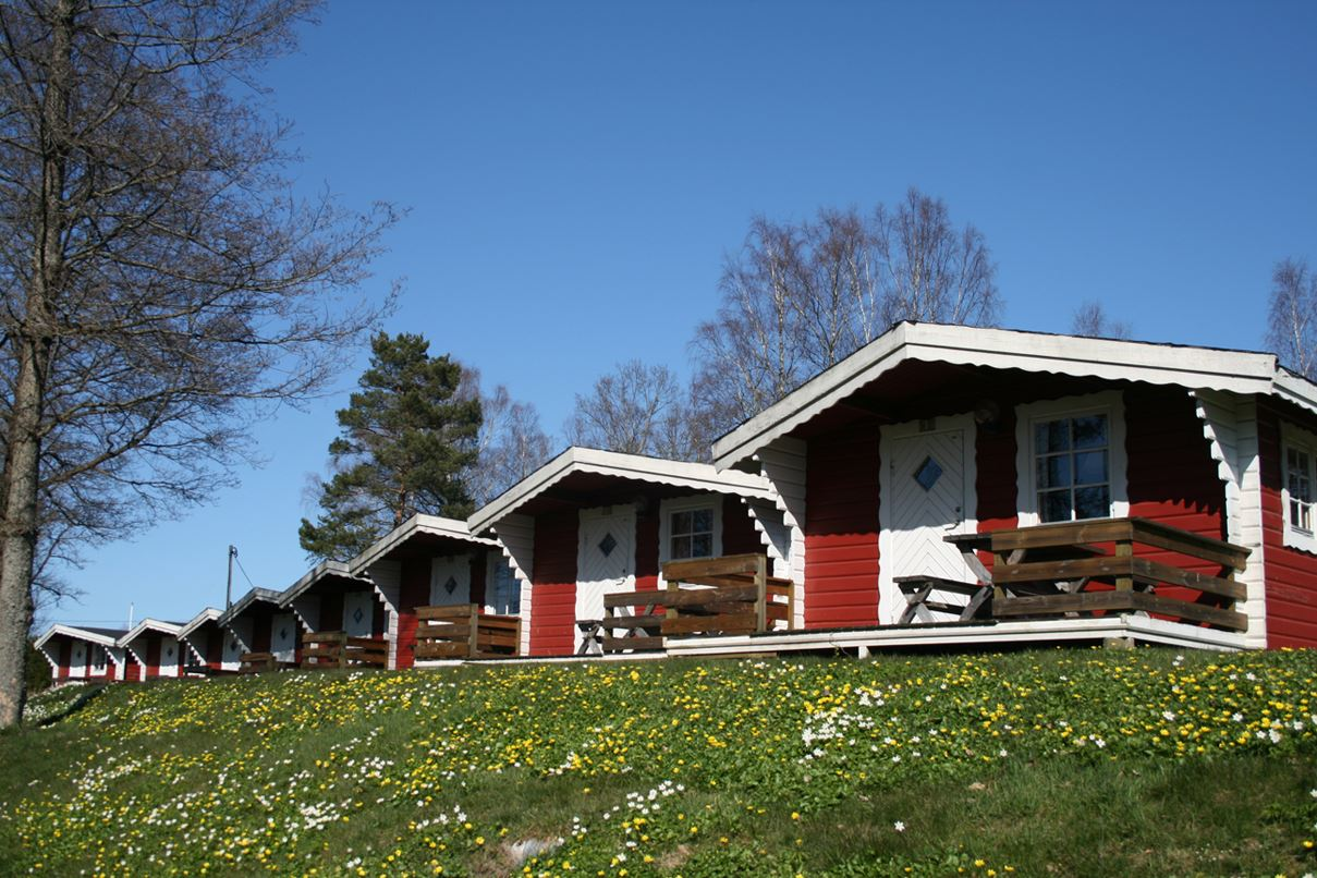Sikhalls Camping & Restaurang / Stugor